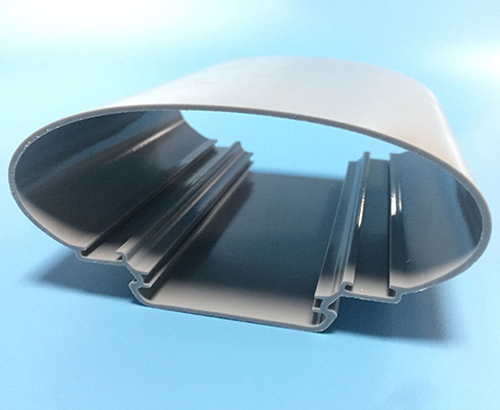Plastic Extrusion PC Lens