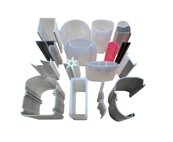 Extrusion and Injection Plastic Profiles