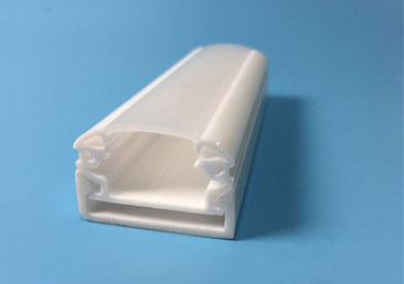 What are the advantages of antistatic plastic profile products?