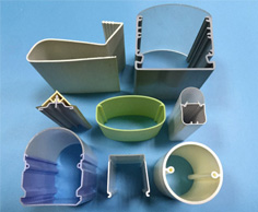 Solution To The Bending Deformation Of PVC Profile Plastic Products During Extrusion